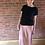 Thumbnail: Lyla Skirt - Blush Pink