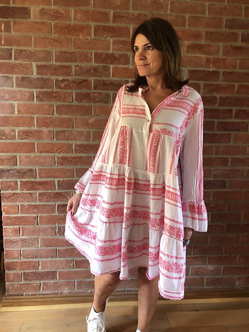 Lyra Dress - Pink