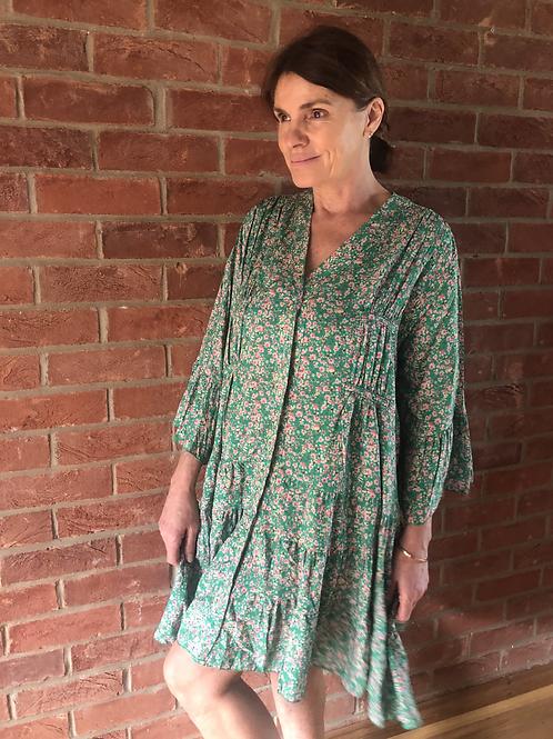 Matilda Dress - Green