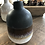 Thumbnail: Mini Glaze Vase - Black
