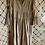 Thumbnail: Long Corduroy Dress - Tan