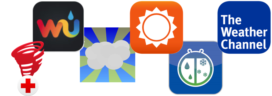 Many of the apps available in the Play Store and Apple App Store