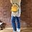 Thumbnail: Leather Camera Bag - Mustard