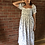 Thumbnail: Broderie Anglaise Summer Dress - Blue
