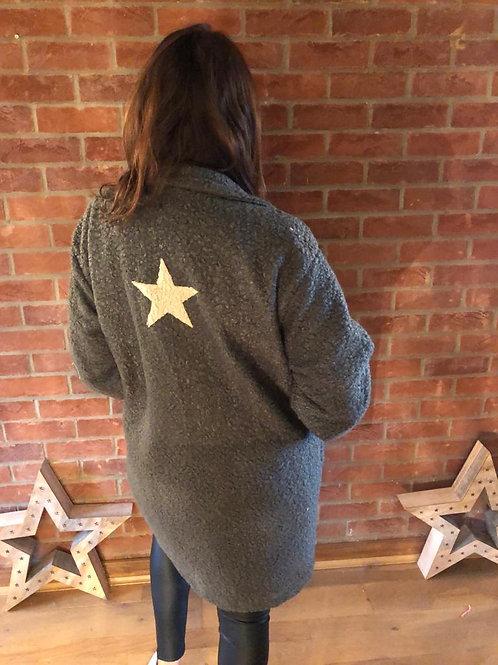 Star Coat - Graphite
