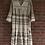 Thumbnail: Long Aztec Dress - Beige