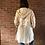 Thumbnail: Rock Star Linen Jacket - Beige