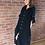 Thumbnail: Shirt Dress - Black