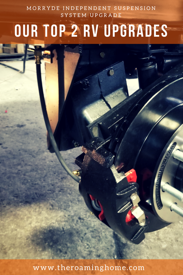 This article explains some of the issues that RVs experience with suspension systems and why those issues often result in tire blow outs.  As people look to make improvements to their RV systems, the suspension is often missed.  However, it is part of a larger system that can be prone to failure.  As such, an upgrade over the classic leaf spring suspension is highly recommended.  We recommend the MORryde Independent Suspension