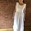 Thumbnail: Frill Maxi Dress - White