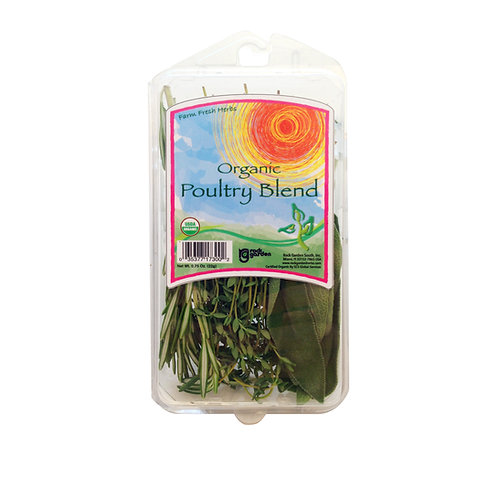 Organic Poultry Blend