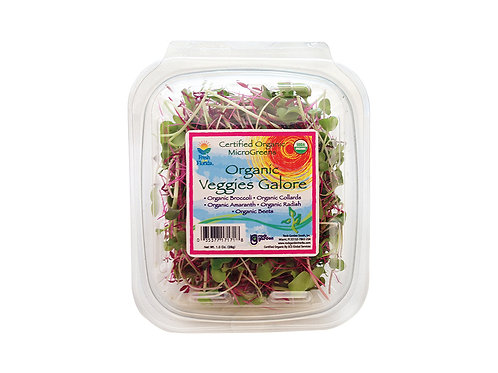 Organic Veggies Galore