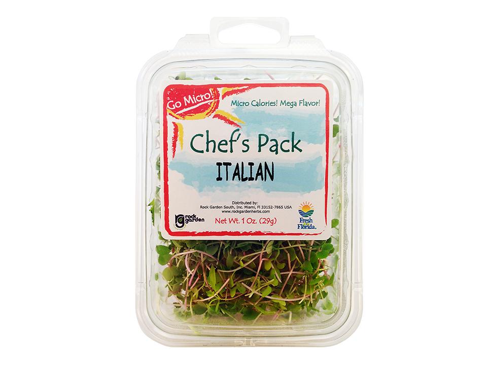 CHEF PACK ITALIAN