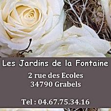Les Jardins de la Fontaine GRABELS fleuriste SONO SUD PRODUCTION