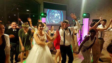Domaine mariage Capestang DJ mariage 34