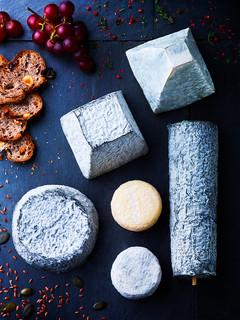 Fromage AOP Chèvres de Loire | Recette et stylisme Annelyse Chardon | Photographe Julie Mechali