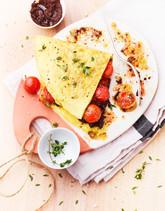 omelette mediterraneenne ambiance copie.