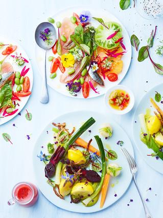 Nomad plat salade