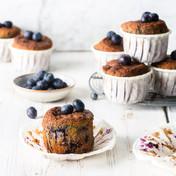 SEB Muffins aux myrtilles