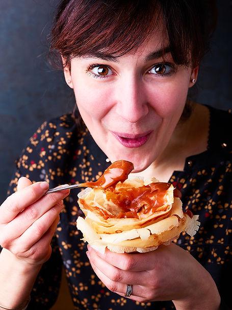 Annelyse Chardon styliste culinaire