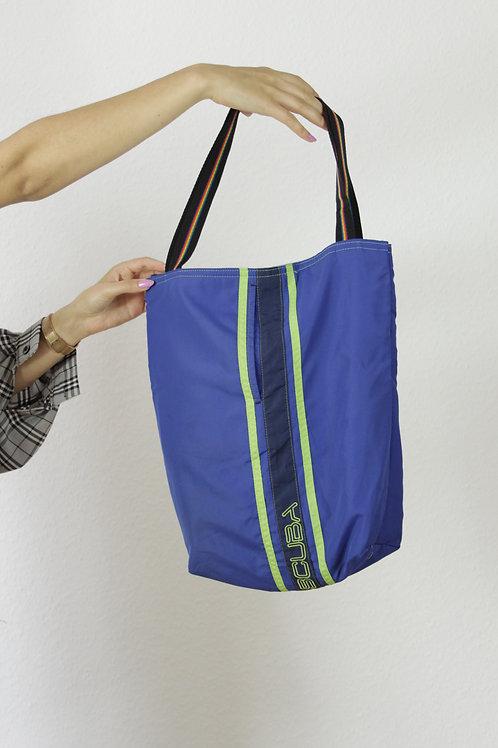 Reworked Vintage Tote Bag