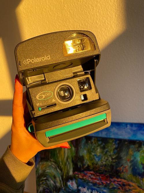 Vintage Instant Camera, Polaroid Kamera Vintage, Second Hand Kameras