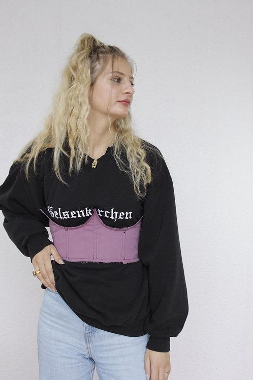 Underbust Vintage corset top, Victoria secret corset top, h&m corset top, urban outfitters