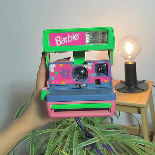 Vintage Barbie Polaroid, vintage collection, retro cameras