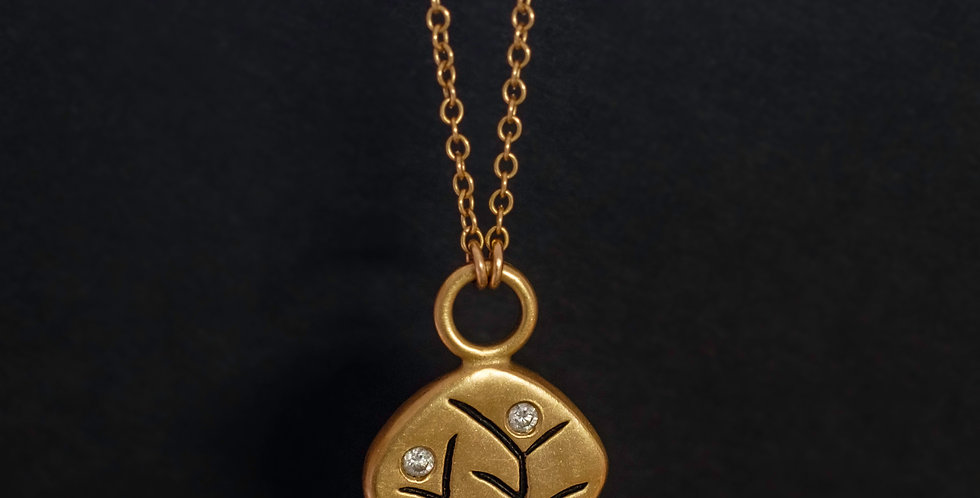 FLORA. GOLD, DIAMONDS