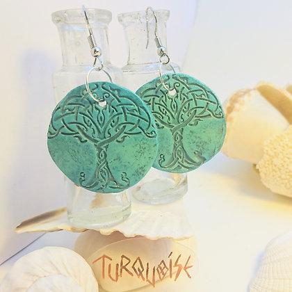 Viking• Hyggdrasil • Turquoise