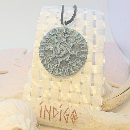 Viking•  Cornes d'odin • Indigo