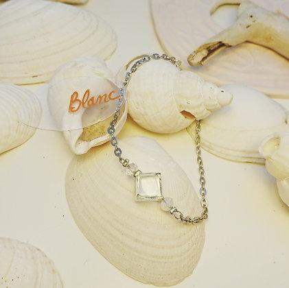 Bracelet • pixel • Blanc