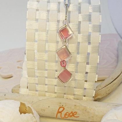 Collier • Pixel• Rose