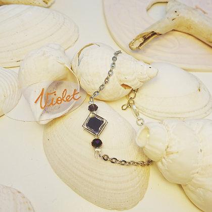 Bracelet • pixel • Violet