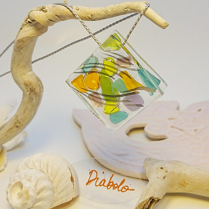 Collier • Eclats •Diabolo