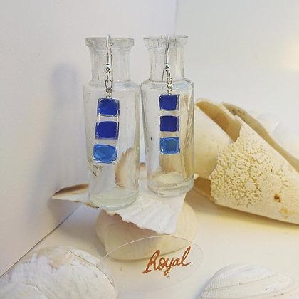 Boucles D'Oreilles • Bonbon•Royal