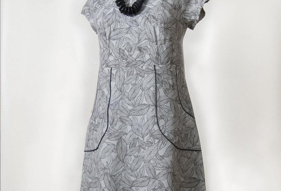Frances Leaf Dress