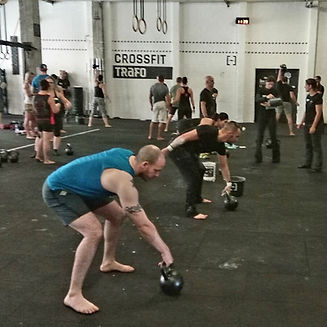 Tina Baker fitness instructor