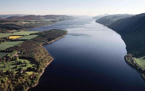 Views of Loch Ness