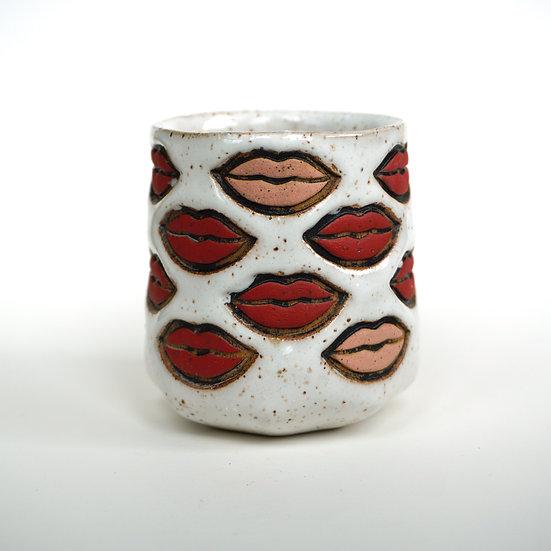 Lips Tumbler #1