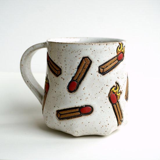 Matches Mug