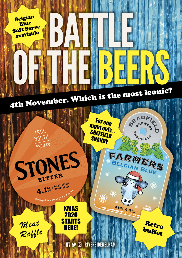 Battle of the Beers!!!
