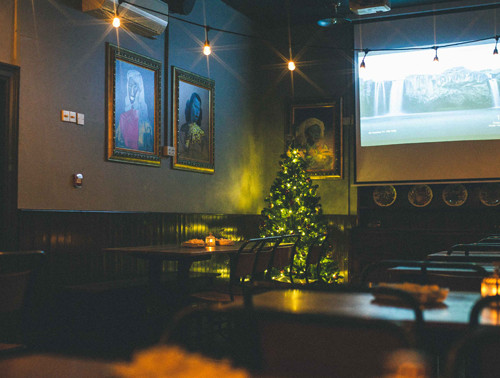 Book now for Christmas at Riverside Kelham