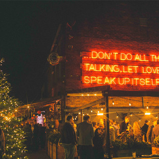 Christmas 2019 | Sheffield | Riverside Kelham