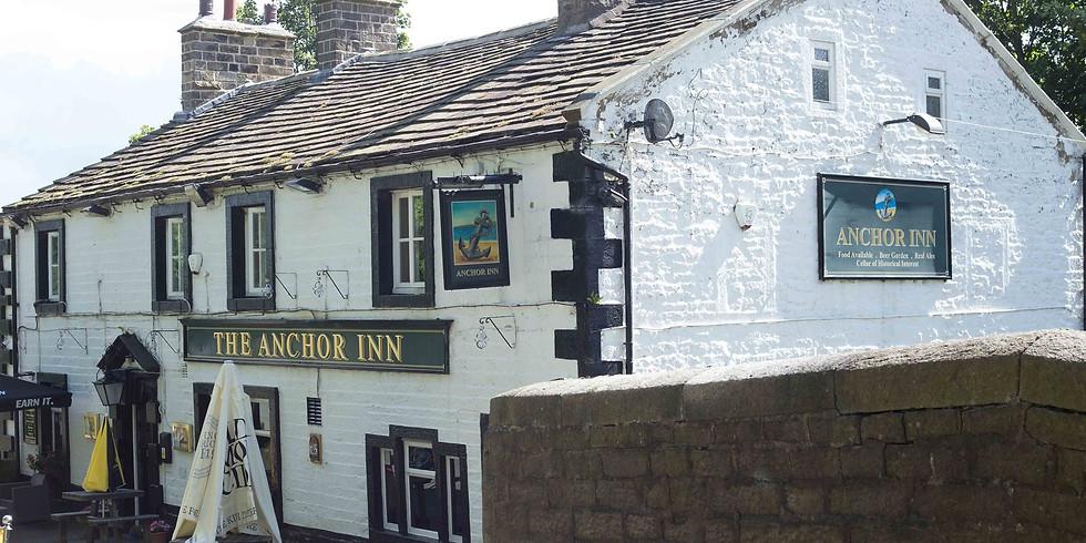 Local Winter Walk - Anchor Inn, Salterforth