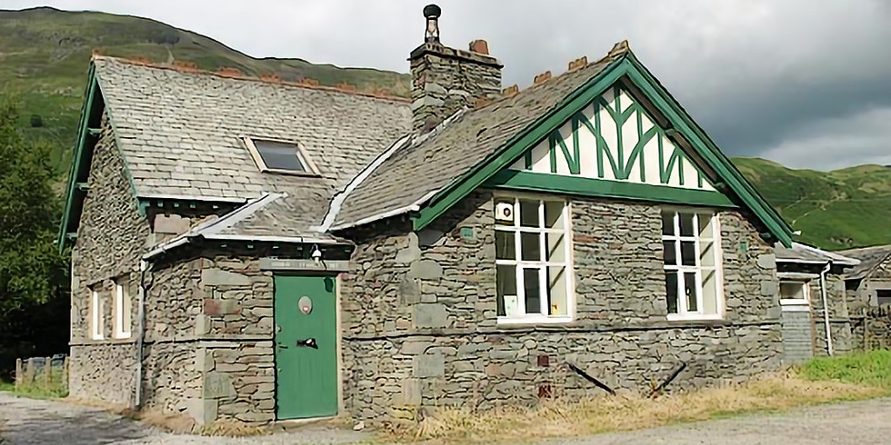 Hut Weekend - George Starkey, Patterdale