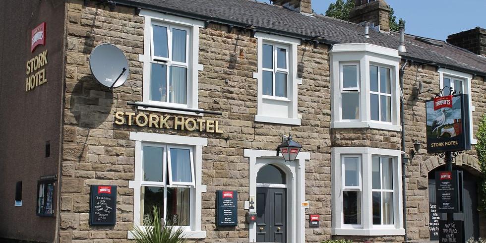 Wednesday Evening Walk - Stork Hotel, Read