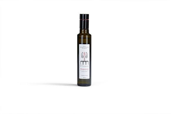 Purpureum - Olio Extra Vergine d'oliva Monocultivar Canino - 250ml