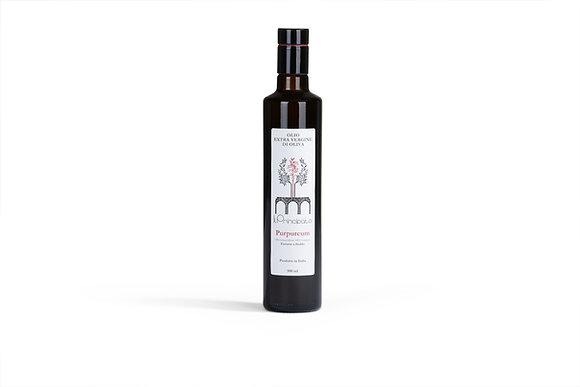Purpureum - Olio Extra Vergine d'oliva Monocultivar Canino - 500ml