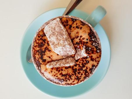 Ganache hot chocolate
